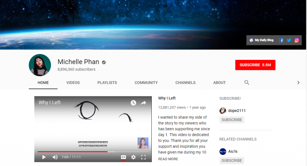 Youtube How-to-Online teaching Platform