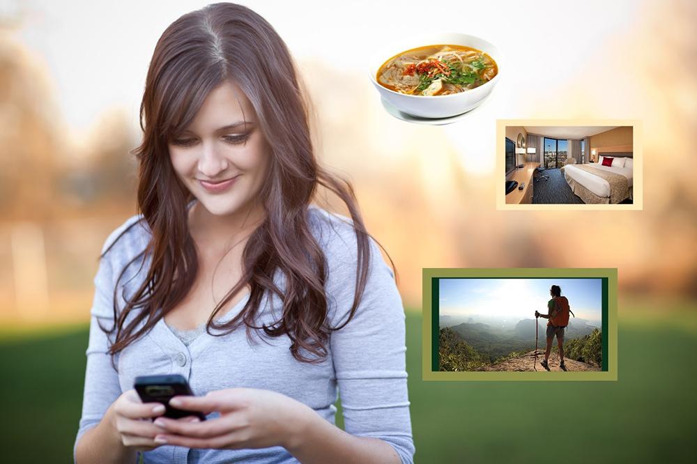 mobile app design for specific target