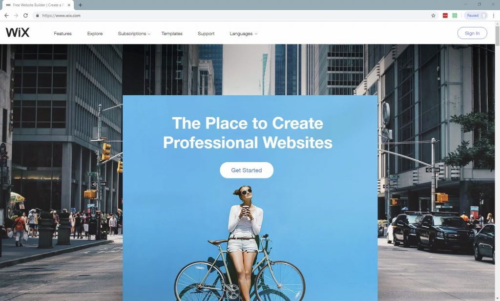 11 Best Website Builders For Small Businesses-Wix