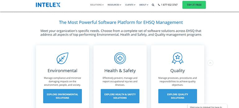 Intelex Technologies-Full Site 3