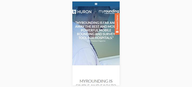 MyRounding-Mobile 1