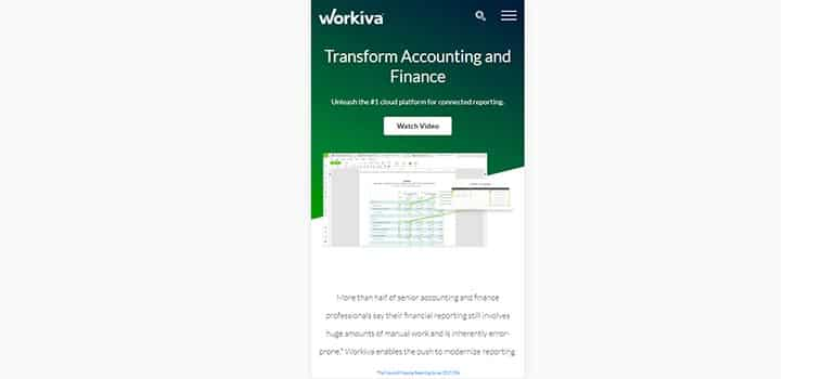 Workiva - Mobile 2