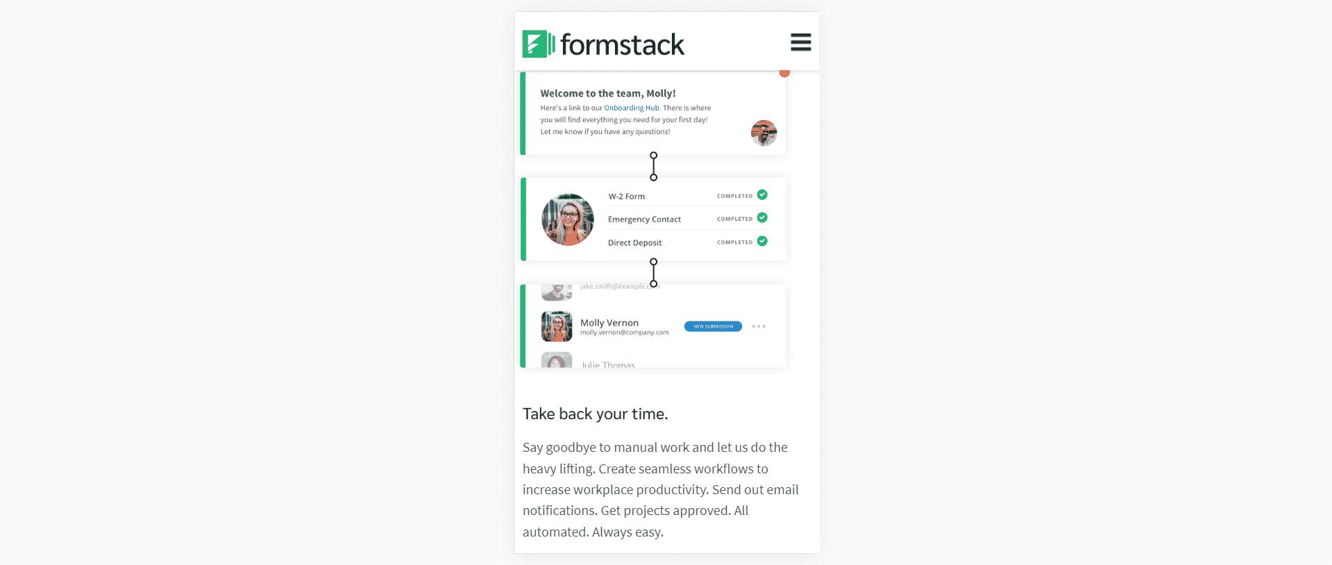 Mobile-1- Formstack