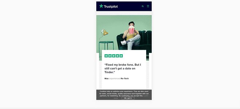 Trustpilot-Mobile 2
