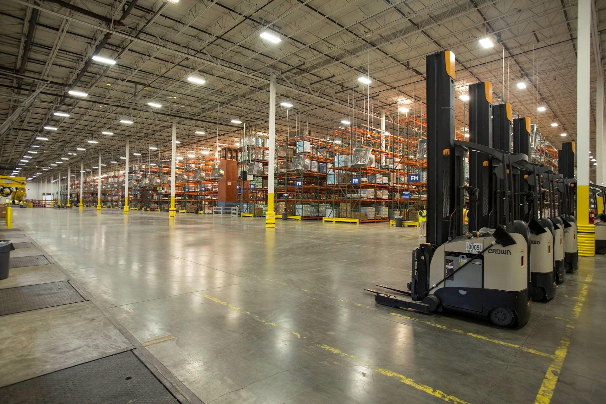 Paradigm Shift In Investing On Freight Brokerage Business-warehouse
