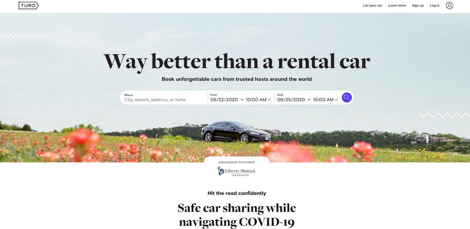 """Turo-The Airbnb Of Cars"""" And Its Way To Change The Rental Industry-fig 1"""