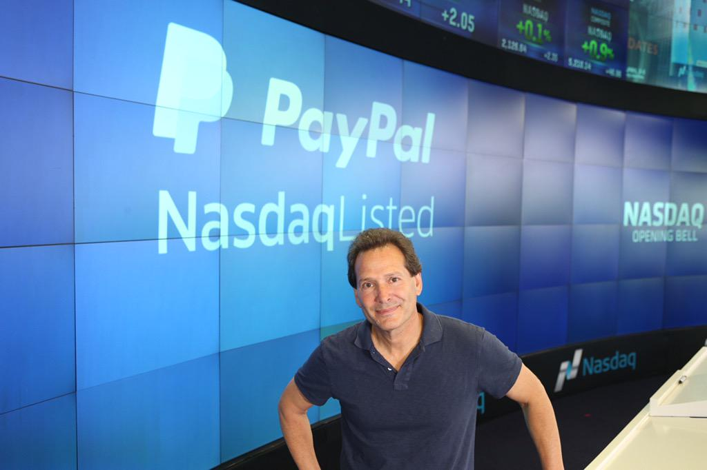 Paypal CEO