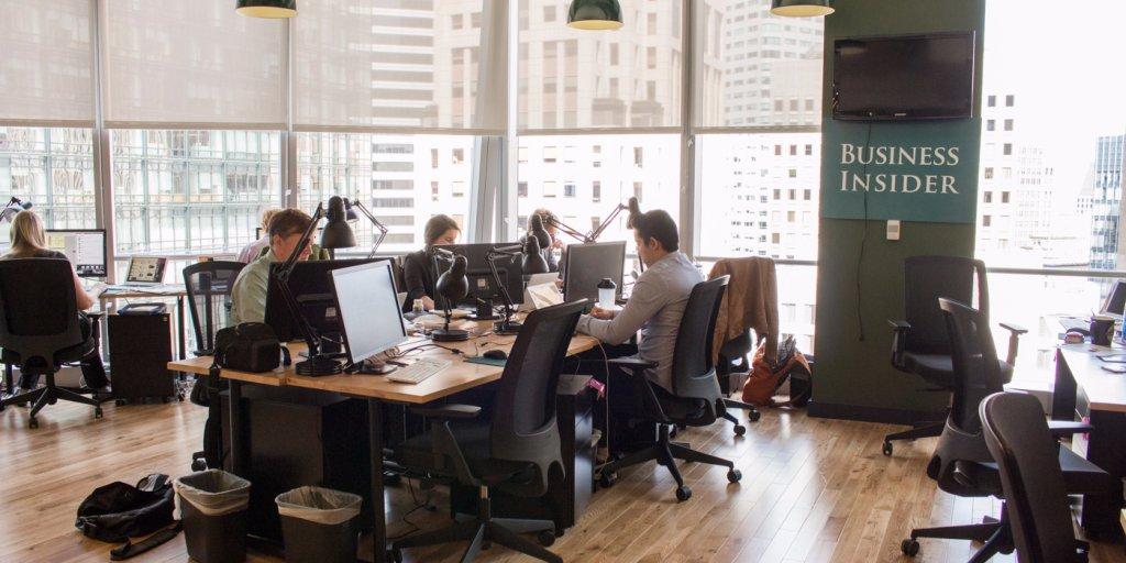 Business Insider headquarters