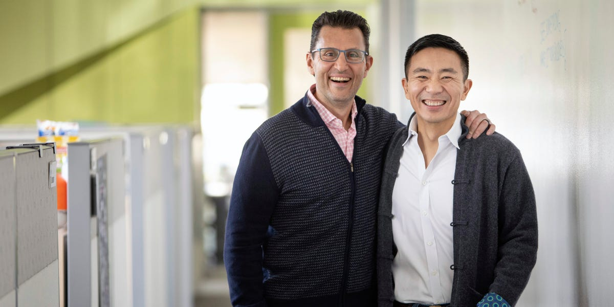Intuit CEO with Karma CEO