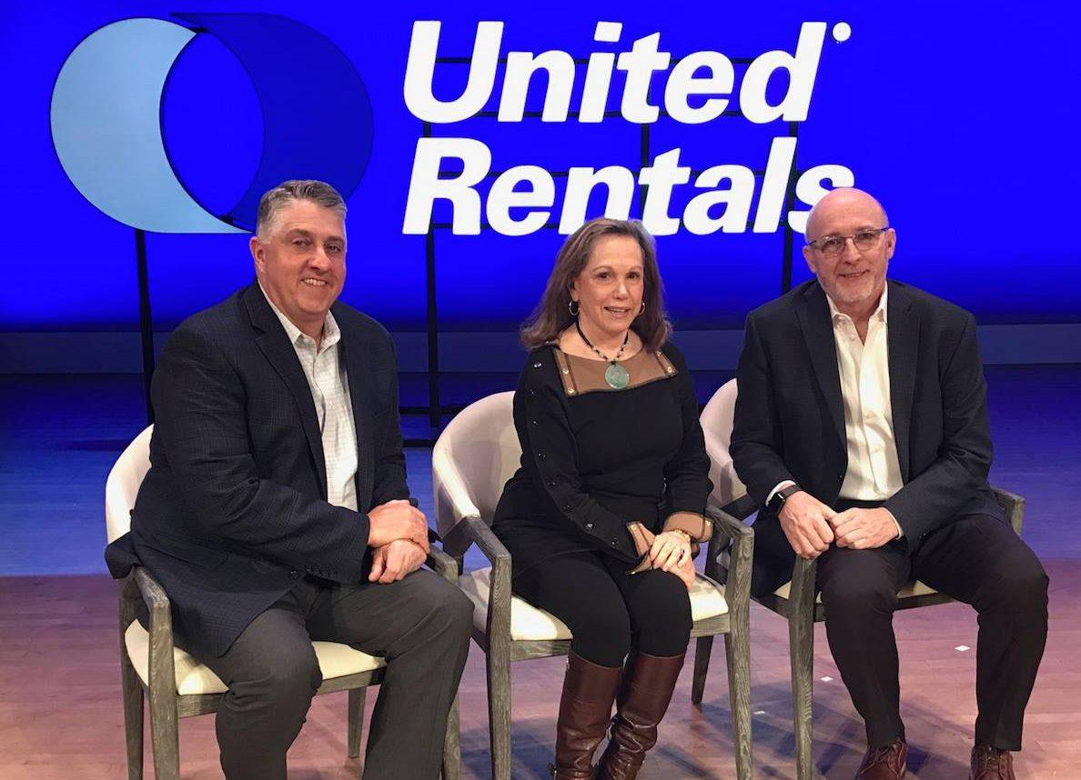 United Rentals leadership