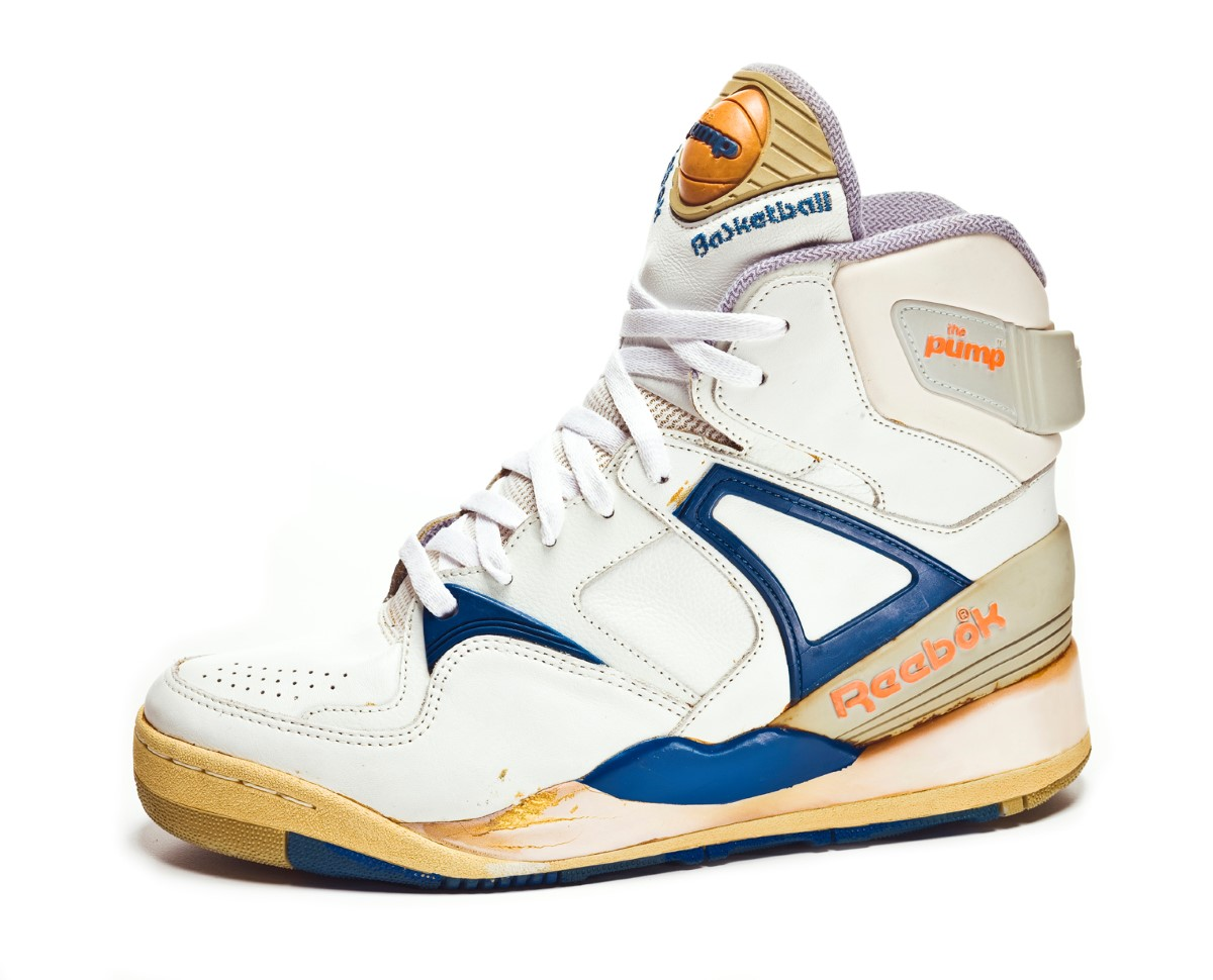 Reebok shoes design