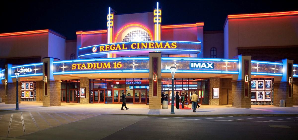 Regal cinema in Florida