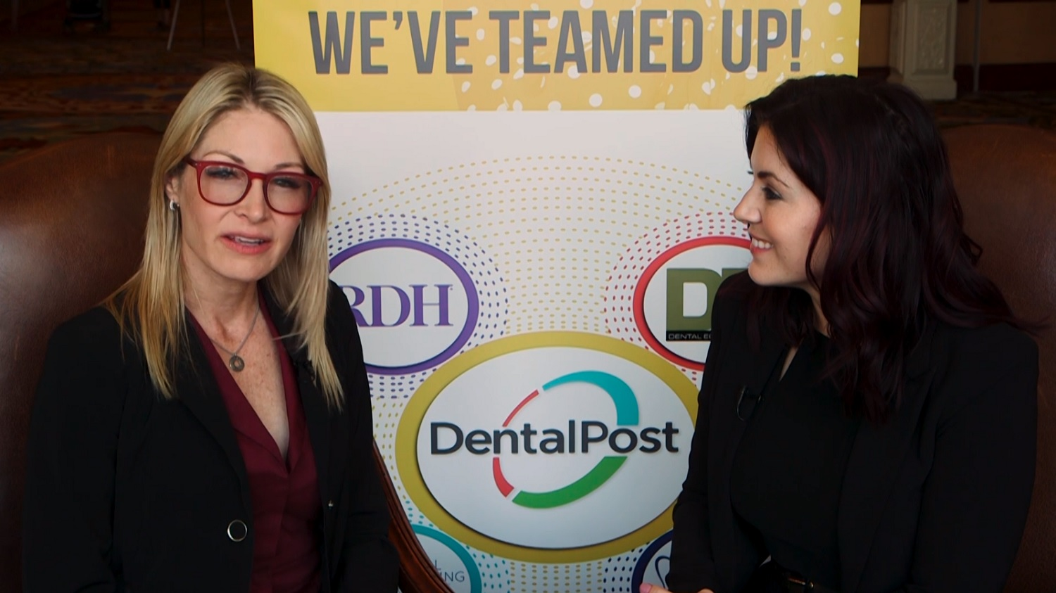 DentalPost CEO in collaboration with RDH