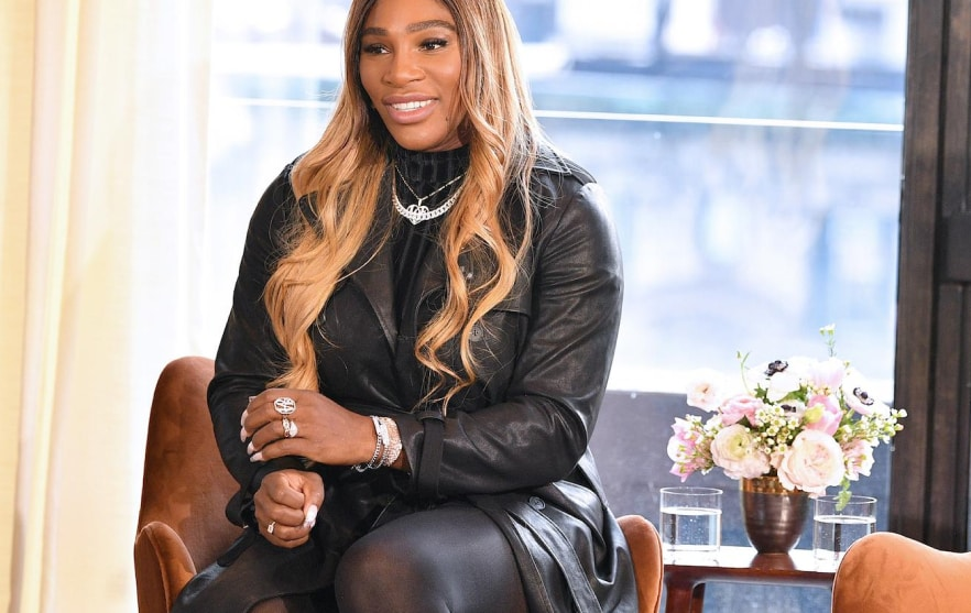 Serena Williams partner with The Mom Project to promote the female workforce
