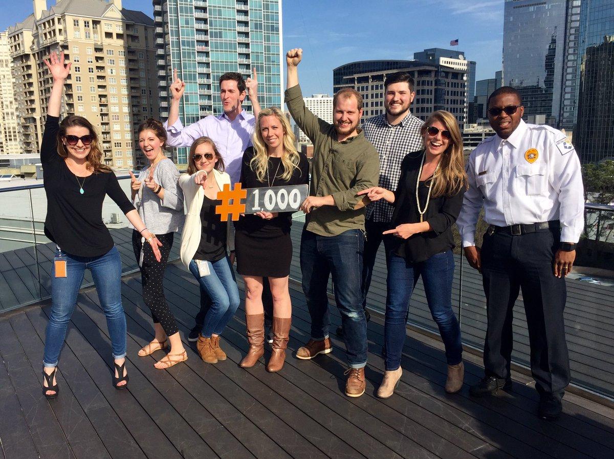 A startup at Atlanta Tech Village