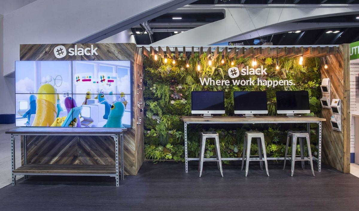 Slack office in San Francisco