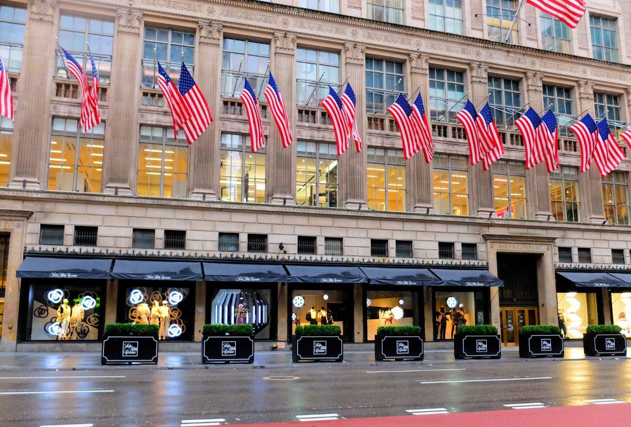 Saks Fifth Avenue headquarters
