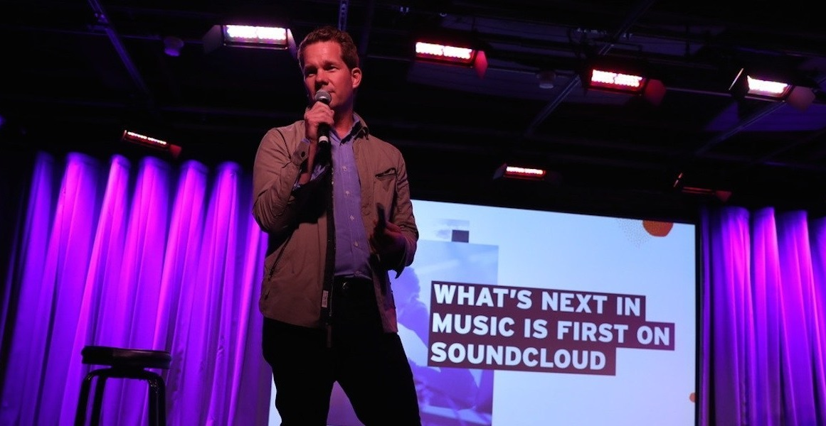 SoundCloud CEO present the next strategy of Music market