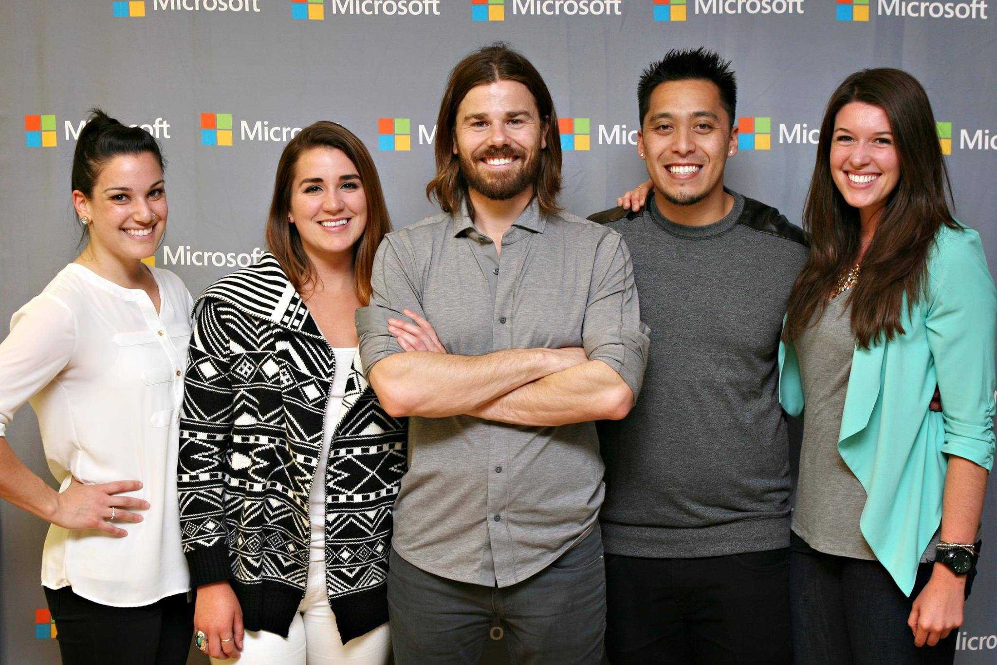 Gravity Payments CEO at Microsoft event