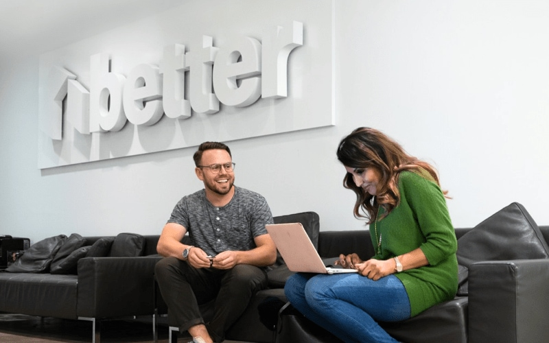 Better staff collaborate at their headquarter office